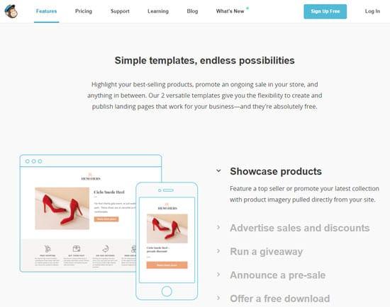 MailChimp Email Marketing Services