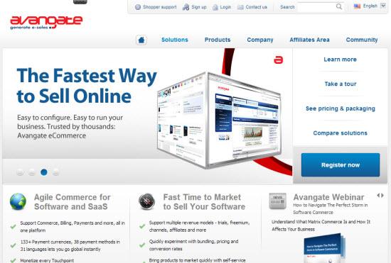Avangate software affiliate