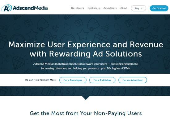 Adscend Media Top CPA Network