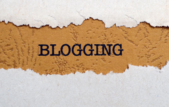 Blogging Purpose