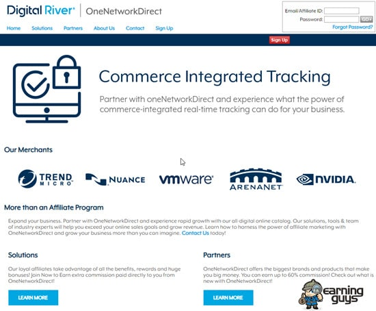 OneNetworkDirect Affiliate Network