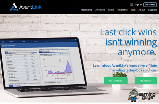AvantLink Affiliate Marketing Network