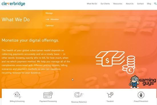 CleverBridge Affiliate Marketing Network