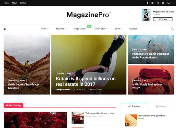 MagPlus SEO WordPress Themes