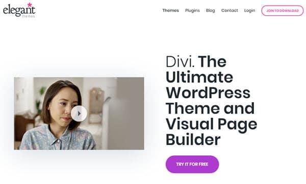 Divi SEO Friendly WordPress Themes