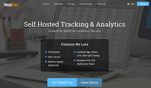 iMobiTrax Affiliate Tracking Software