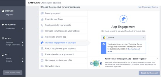 Increase Engagement in your App