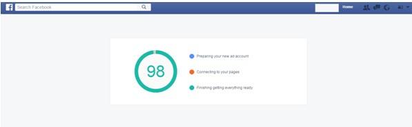 FB Ad setup