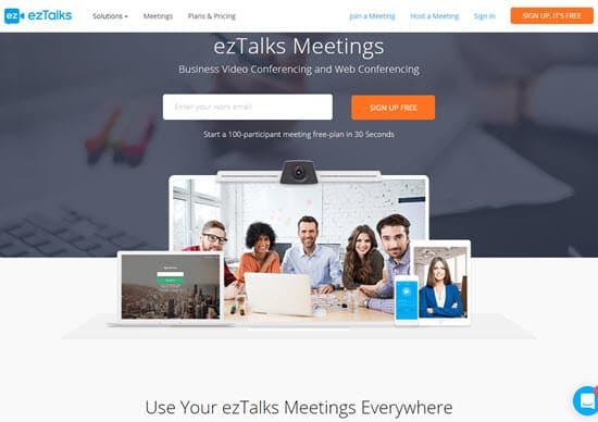ezTalks Cloud Meeting