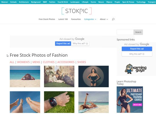 Stokpic copyright free images