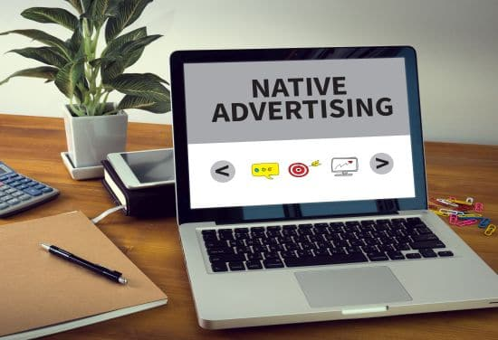 Native ads for Affiliates