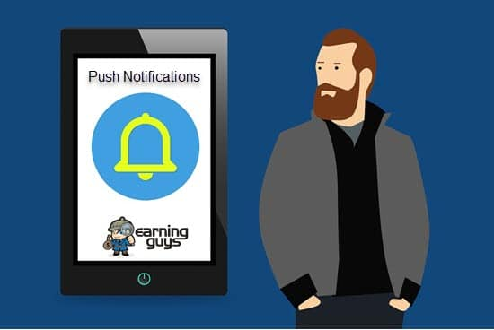 Push Notifications Ads