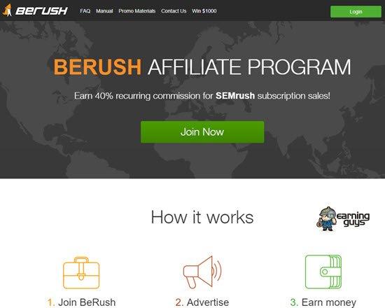 SEMrush Referral Program