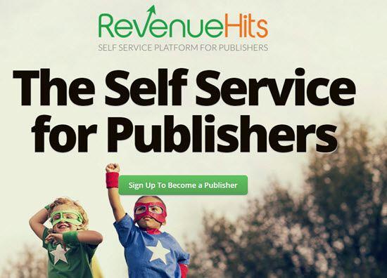 Revenuehits Referral Program