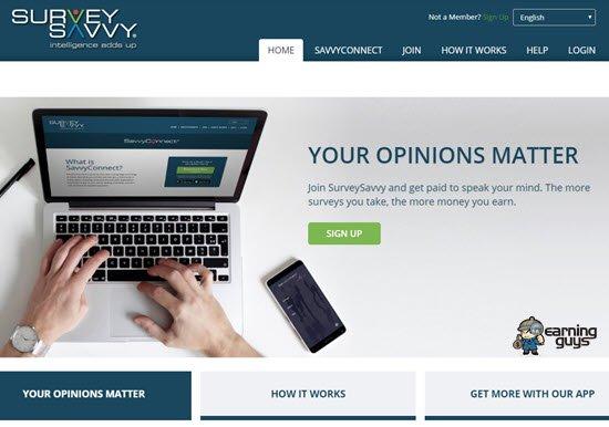 SurveySavvy Referral Program