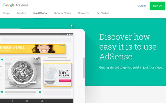 Google AdSense Publisher Networks
