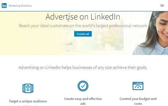 LinkedIn Pay Per Click Ad Networks