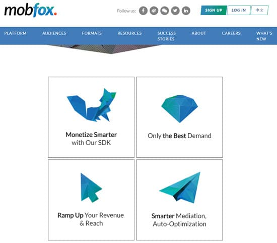 MobFox Mobile Ad Networks