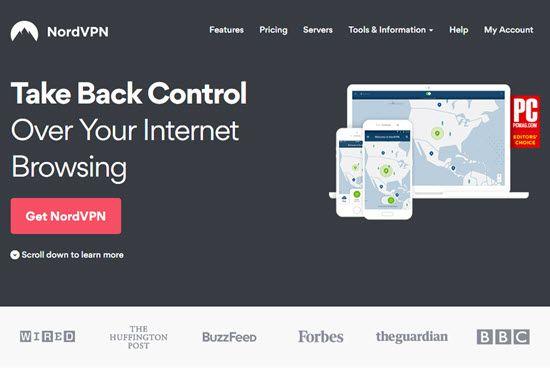 NordVPN Best VPN Service Providers