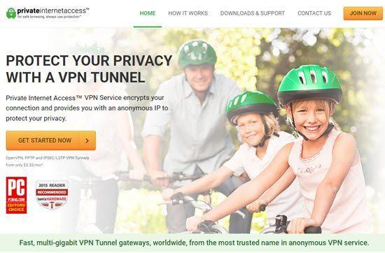 Private Internet Access Best VPN Service Providers