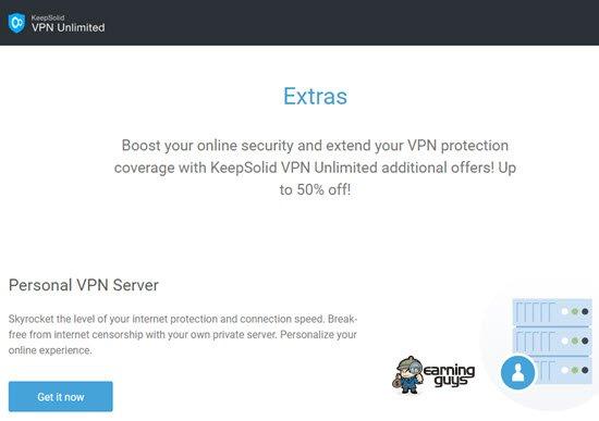 KeepSolid VPN Service Provider