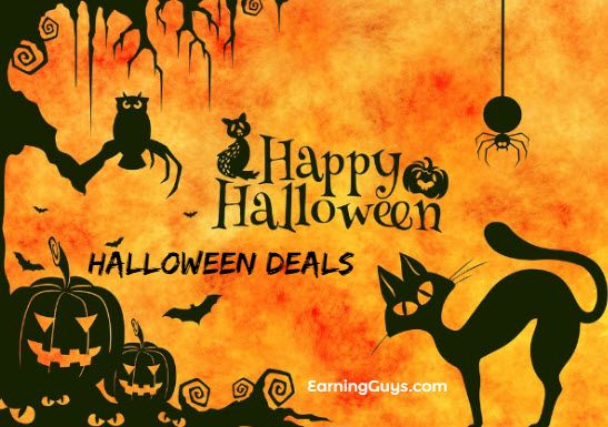 Halloween Internet Marketing Deals - Halloween Deals