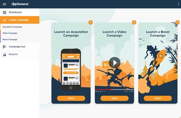 App Samurai Campaign