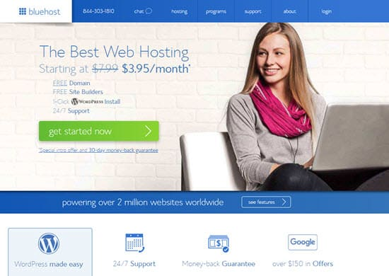 Bluehost Free Domain Names