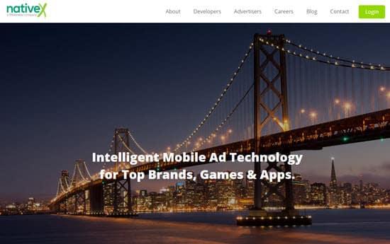 NativX Incentivized Advertising Networks