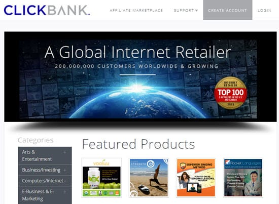 ClickBank Recurring Affiliate Network
