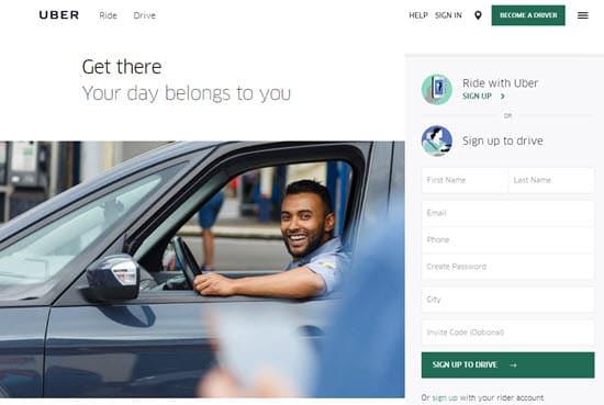 Uber Affiliate Program