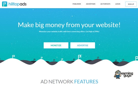 HillTopAds Ad Network