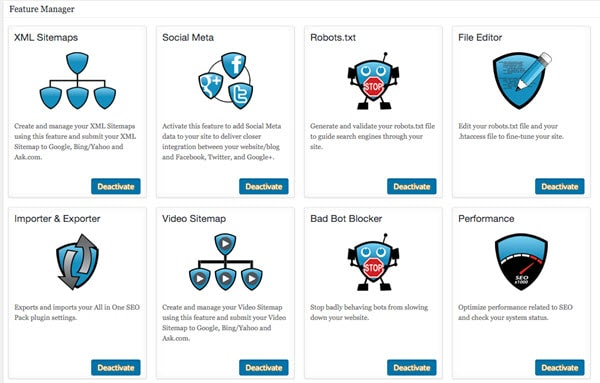 All in One SEO Pack WordPress SEO Plugin