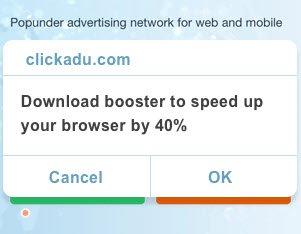 push-up ads