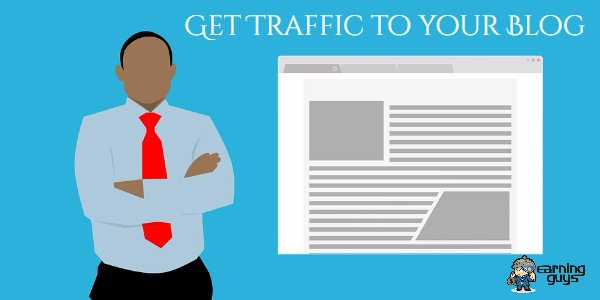 How to Get Traffic to your Blog?