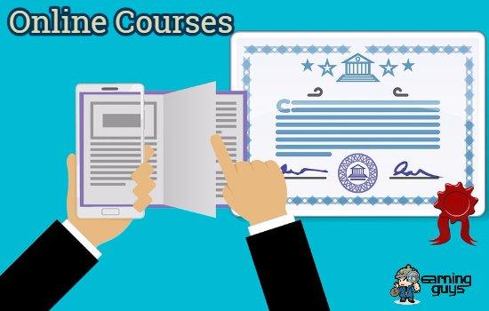 Start Online Courses