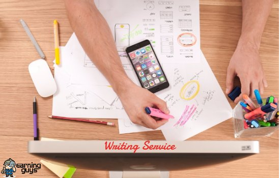 Online Writing Service to Make Money Writing