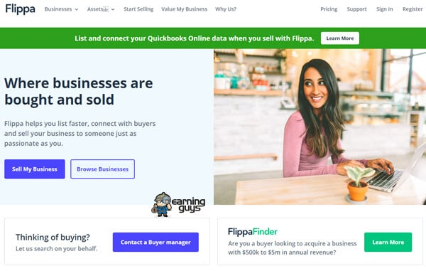 Flippa Domain Name Selling