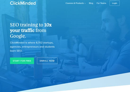 ClickMinded Online SEO Training