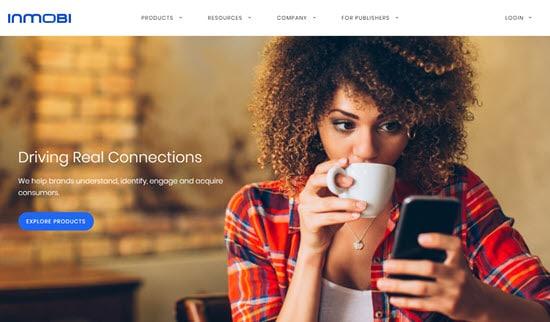 InMobi Interstitial Ad Network