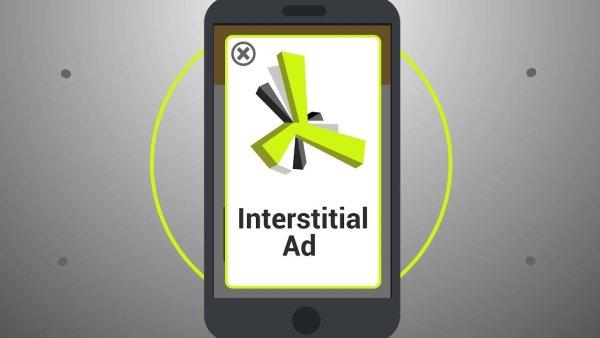Mobile Interstitial Ads