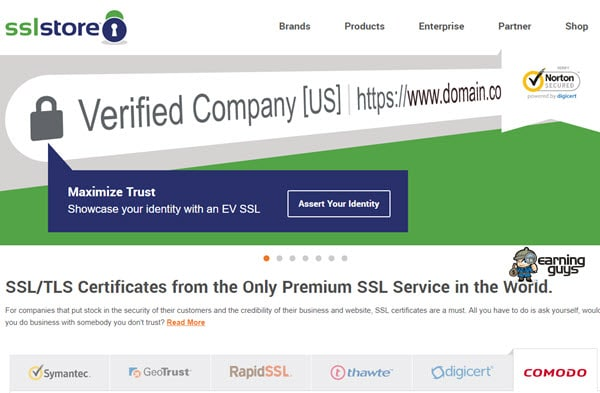 SSL Store Cheap SSL Certificate