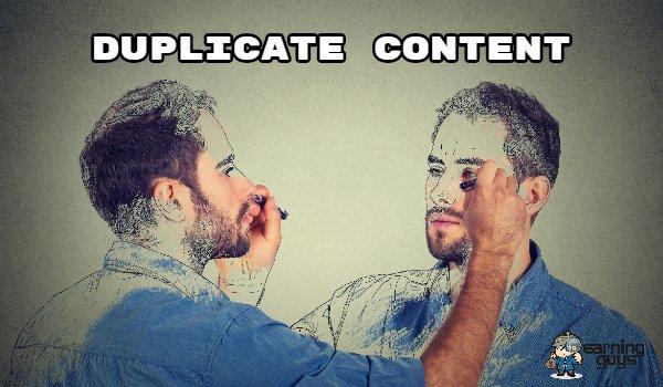 Duplicate Content Issue