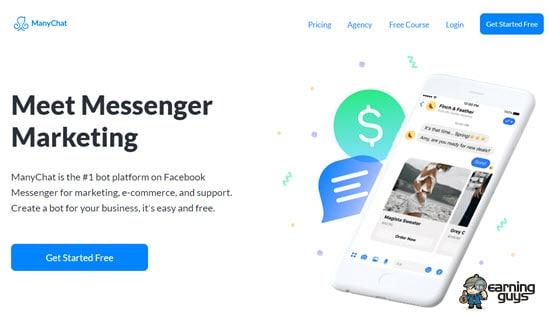 ManyChat Chatbots