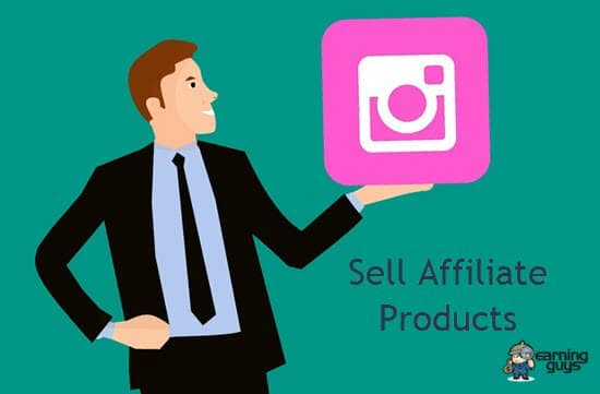 Sell Affiliate Products on Instagram