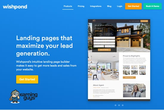 Wishpond Page Builder