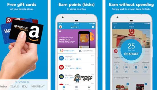 Shopkick money making apps