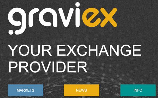 Graviex Referral Program