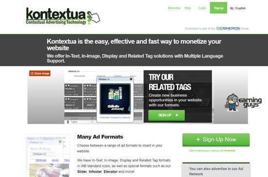 Kontextua Ad Network