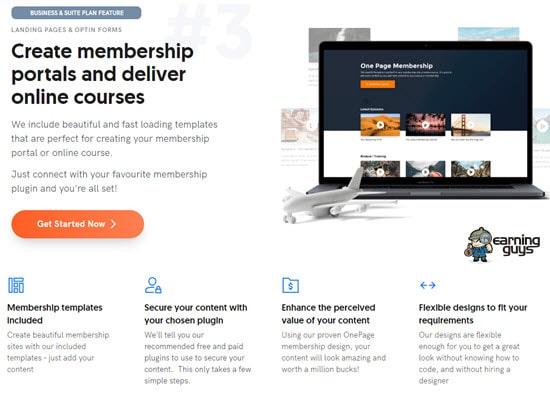 OptimizePress WordPress Membership Plugin